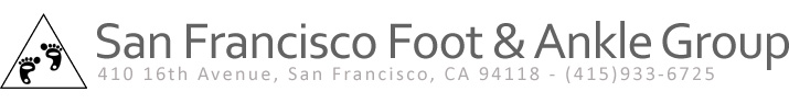 SF FEET LOGO